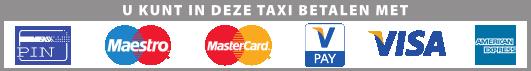 Pinnen bij Taxi Enschede